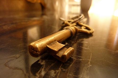 la llave que abre puertas