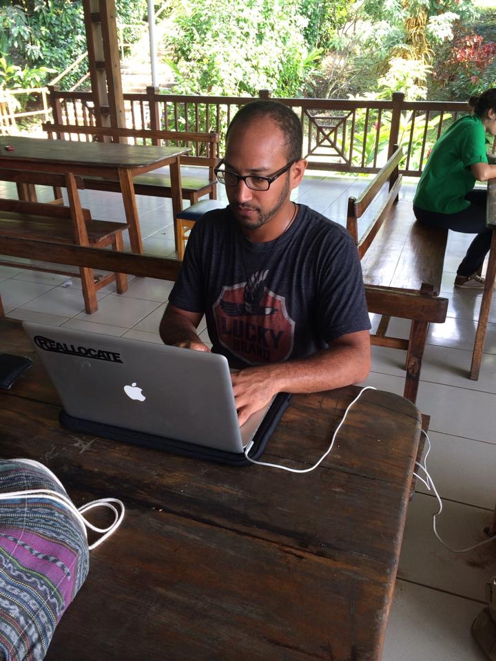 Julian Davis - digital nomad lifestyle