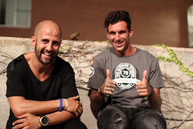 Isra Garcia y Josef Ajram - Inconformistas, libro, programa MBA de guerrilla y conferencias para empresas. Emprendedores, empresarios, deportistas, aventureros e inconformistas...