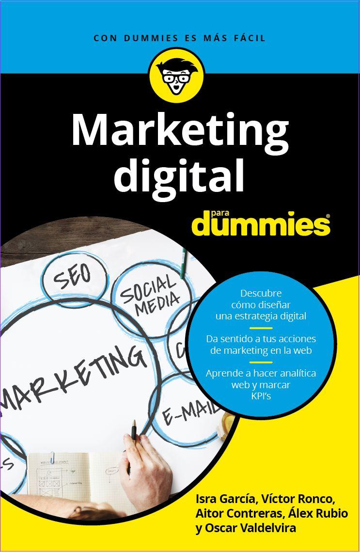 libro marketing digital para dummies