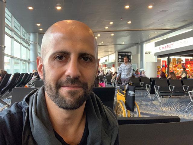 El viaje alrededor del mundo de Isra García