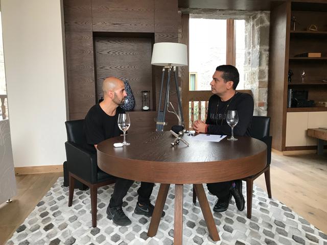 Ismael Cala entrevista a Isra García en su podcast D'mente positivo