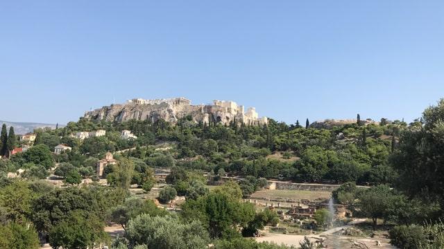 aprendizajes y vivencias en Grecia - isra garcía