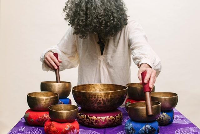 Alexandre Tannous - meditación con sonido: el peor del sonido y la el alto rendimiento a través de la música...