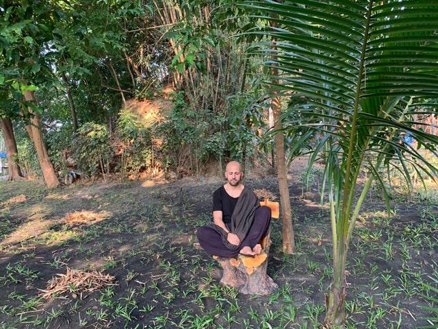 cómo meditar, cómo aprender a meditar con la técnica de meditación Vipassana...