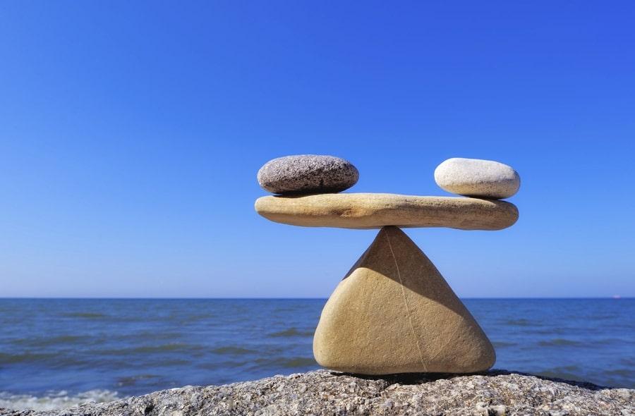 La ecuanimidad y la neutralidad como estilo de vida...