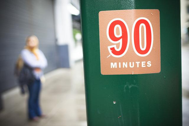 Trabajar duro y trabajar inteligente - la fórmula de 90 minutos al día durante tres meses