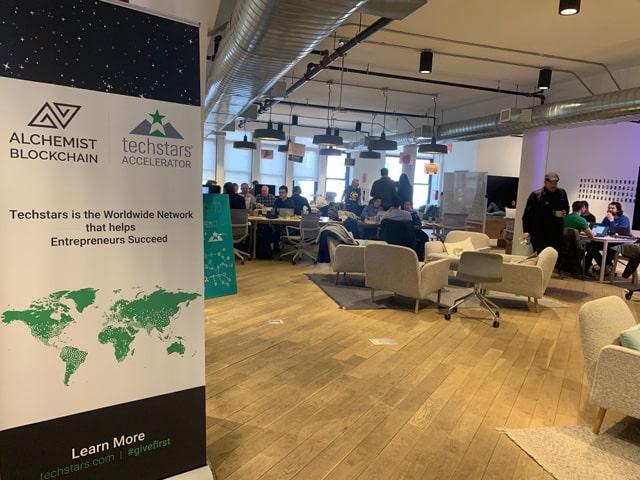 Mentoring en Techstars - startups alchemist techstars Blockchain accelerator program