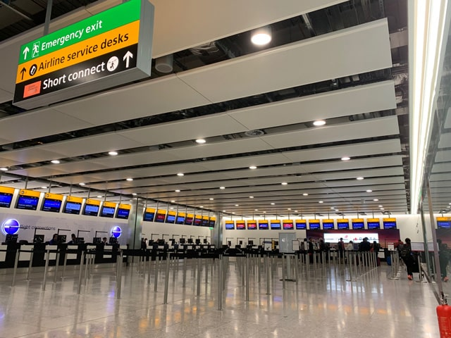 reflexiones sobre los aeropuertos