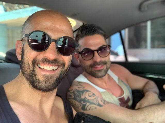 Y el viaje continúa - el viaje alrededor del mundo: Isra Garcia  y oscar Valdelvira