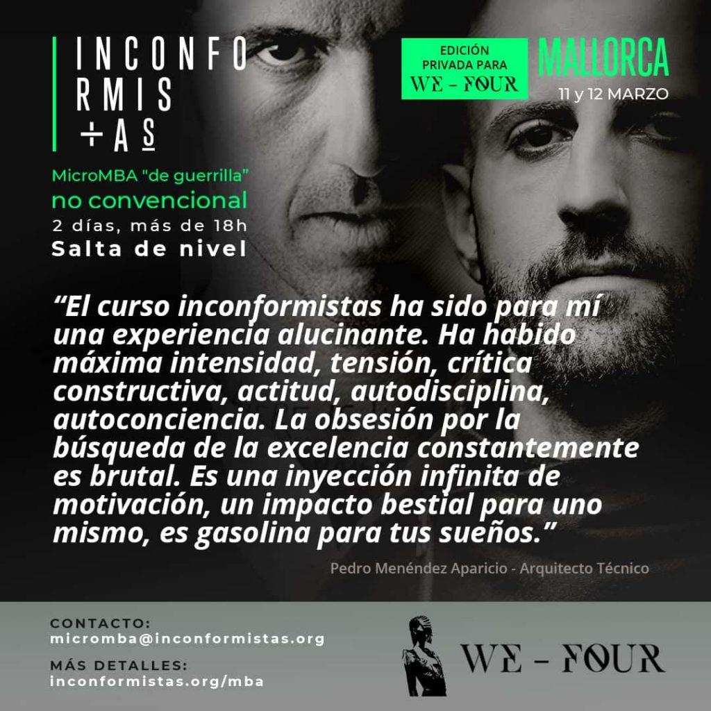 Aprendizajes clave de Inconformistas microMBA con Isra García y Josef Ajram...