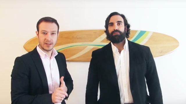 Juan Merodio y Jaime Chicheri - Marketing Surfers