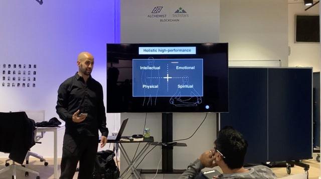 El Alto Rendimiento Holístico (Techstars talks)