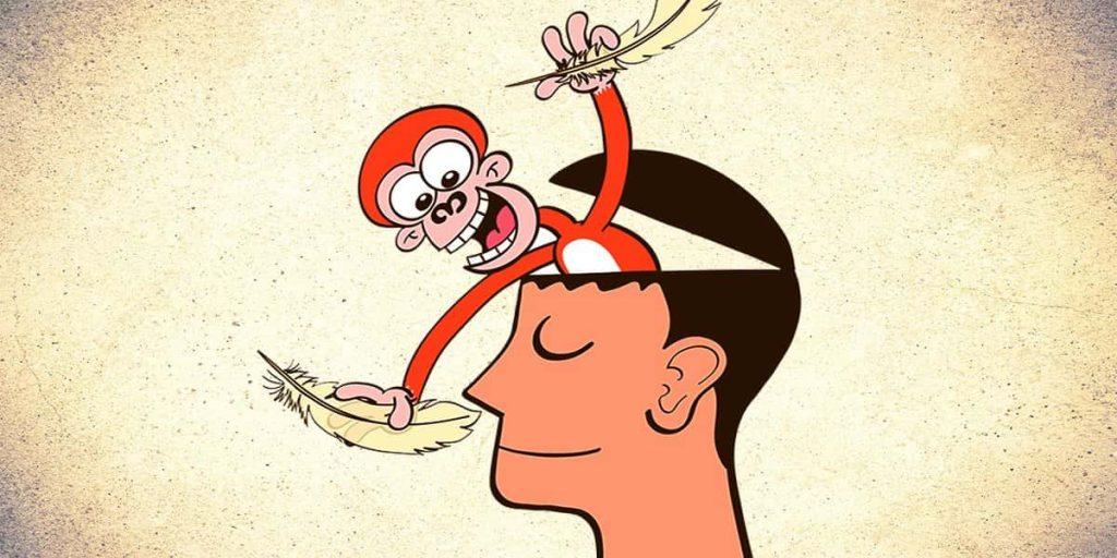 cero distracciones experimento - como enjaular al monkey mind