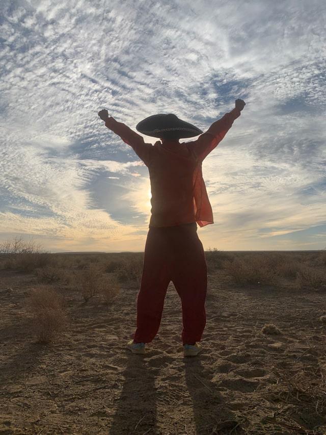 experiencia vital afrika burn - Isra García