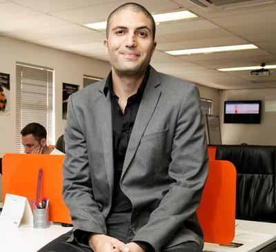 Yossi Hasson - Blockchain, emprendedor tecnológico, techstars