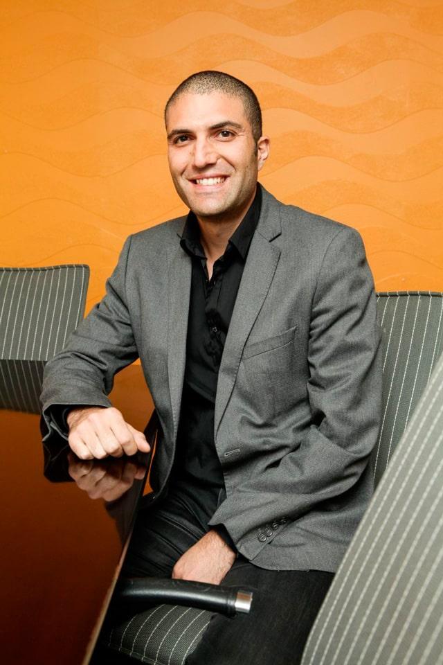 Yossi Hasson - Blockchain techstars, SYNAQ, Wethinkcode_, Onchain capital