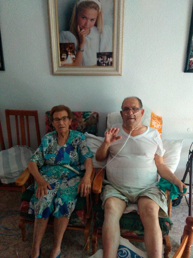 La muerte de mi abuelo Tomás Fernández - Isra García