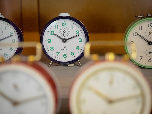 Se acaba el tiempo
