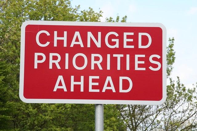 Priorizar las tareas de alto retorno
