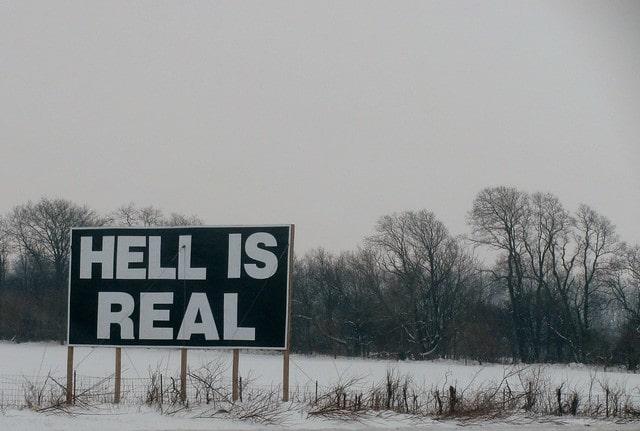 Vamos al infierno