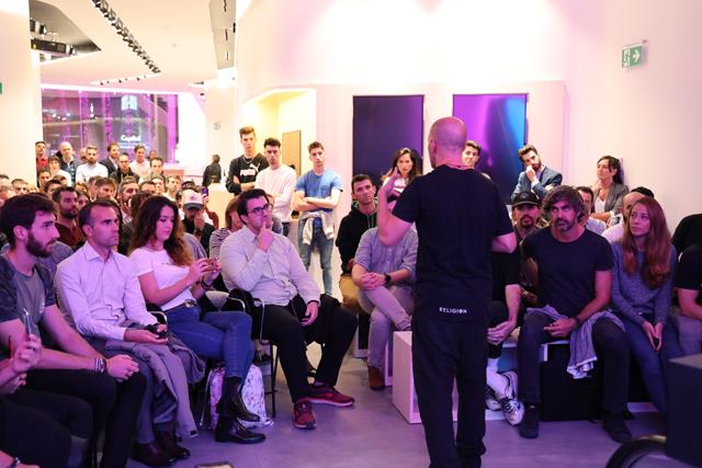 Ataca, isra garcia WITL Talks - speaker