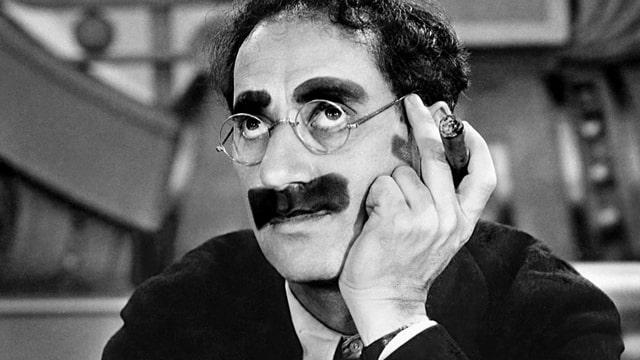 Groucho marx sobre aprender lo que importa hoy