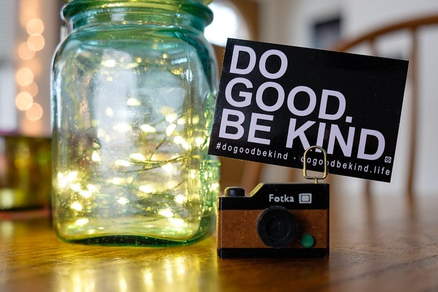 hacer el bien es el mejor propósito