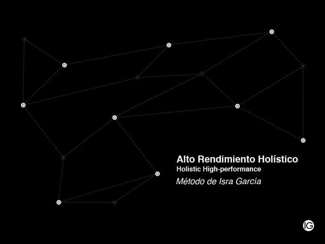 método Alto Rendimiento Holístico - Isra Garcia