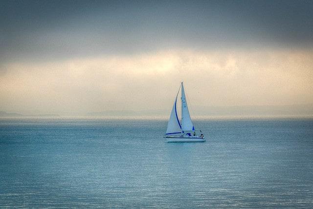 Si quieres navegar a través de lo imposible…