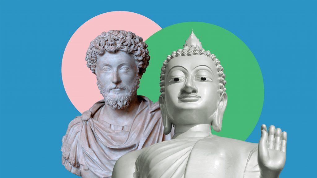 Por qué el Budismo y Estoicismo son dos grandes filosofías para vivir mejor