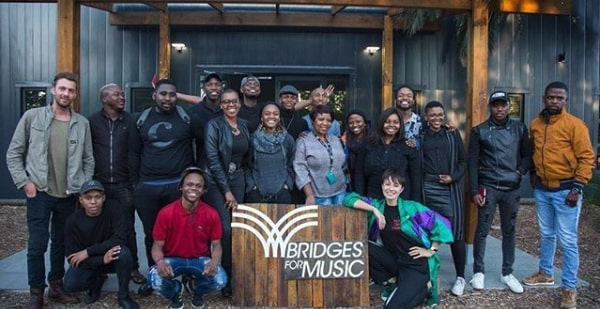 Bridges for Music Academy Langa