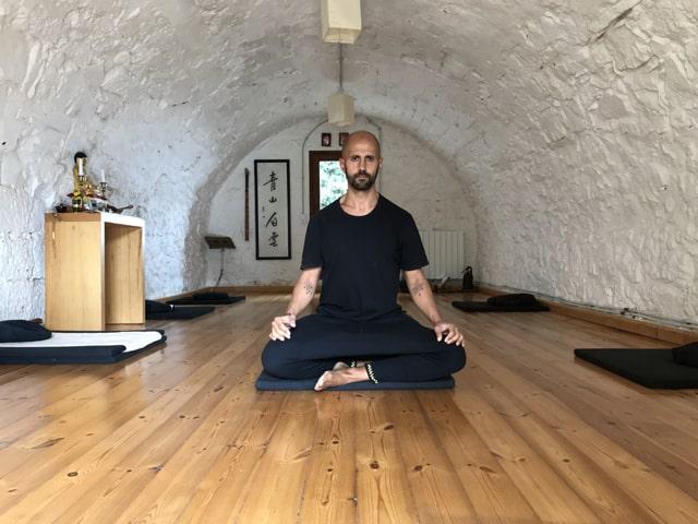 retiro zen experiencia zazen