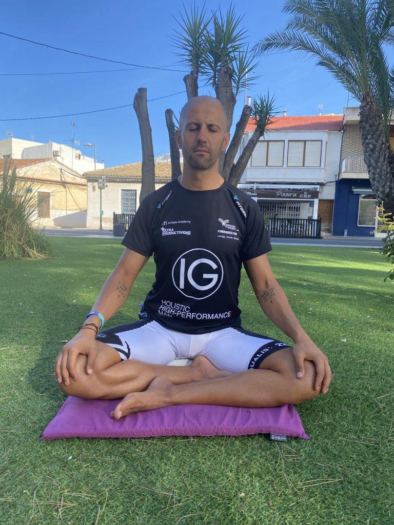 meditación técnicas holísticas