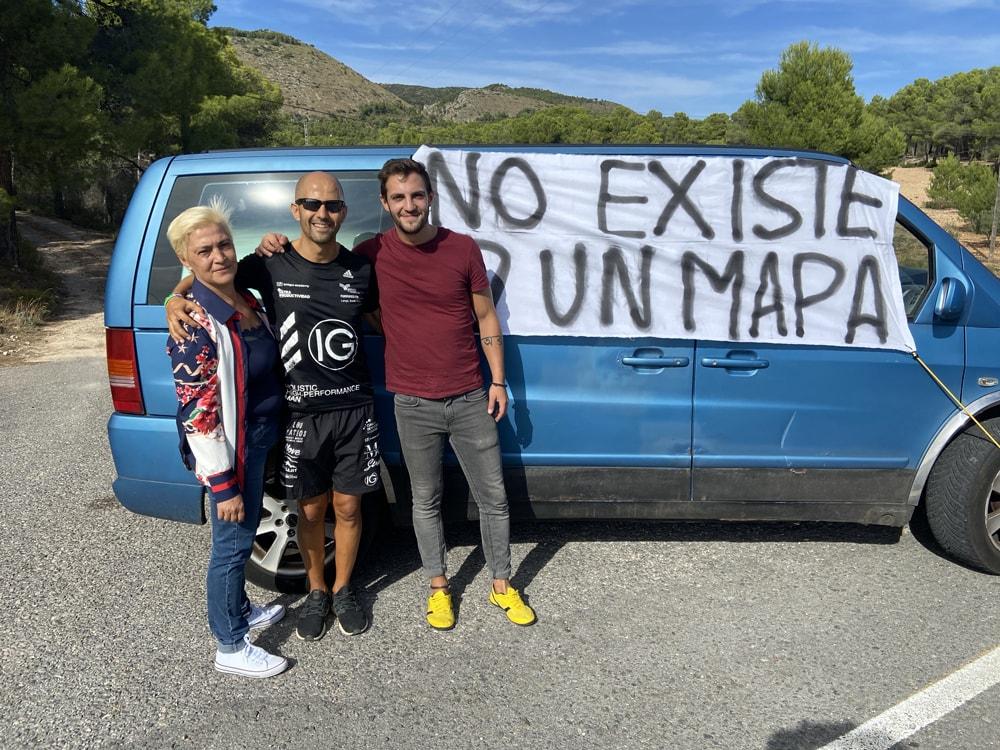 estoy bendecido y altamente favorecido - Lola Rodríguez y Javi García con Isra García