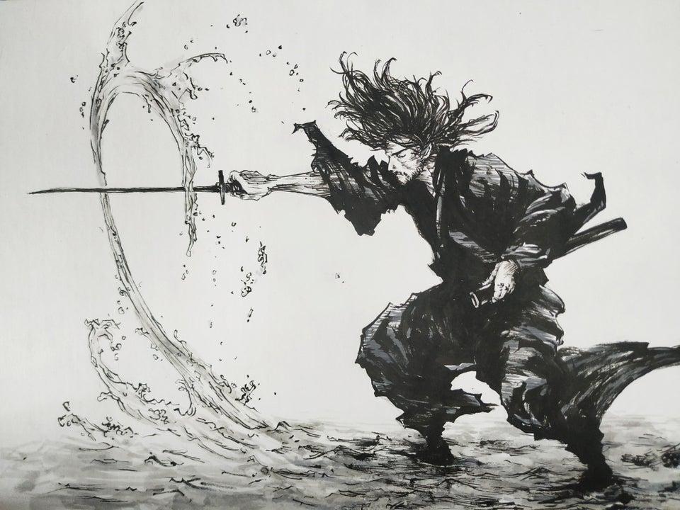 Miyamoto Musashi - 21 preceptos sobre autodisciplina para andar el Camino a solas
