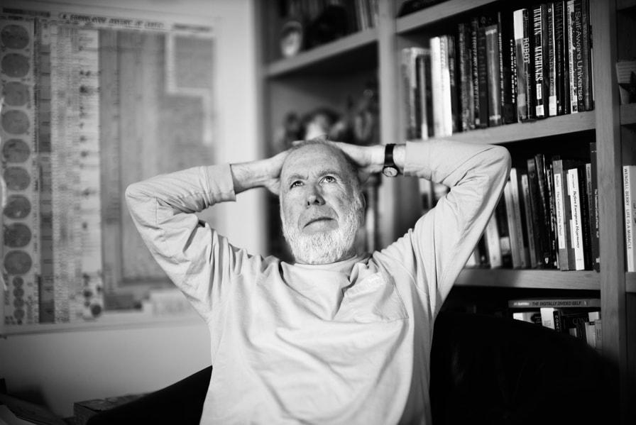 Entrevista a Kevin Kelly