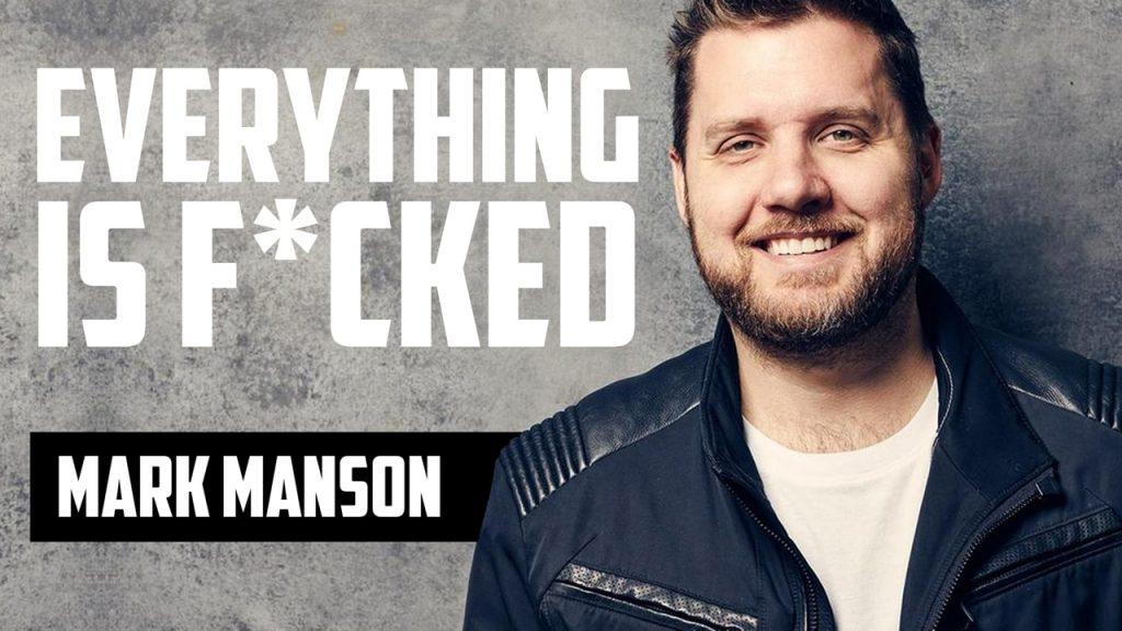 mark manson con isra garcia en disrupt everything podcast