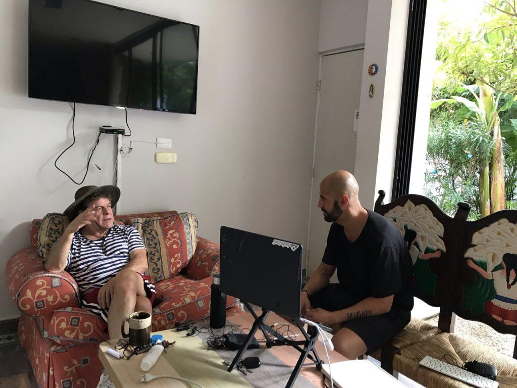 entrevista a Ángel Ochoa de Yucatán sobre crecimiento espiritual...