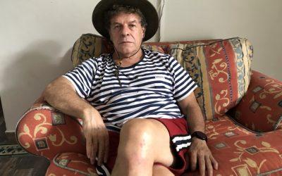 El Padrino de la valentía: Ángel Ochoa