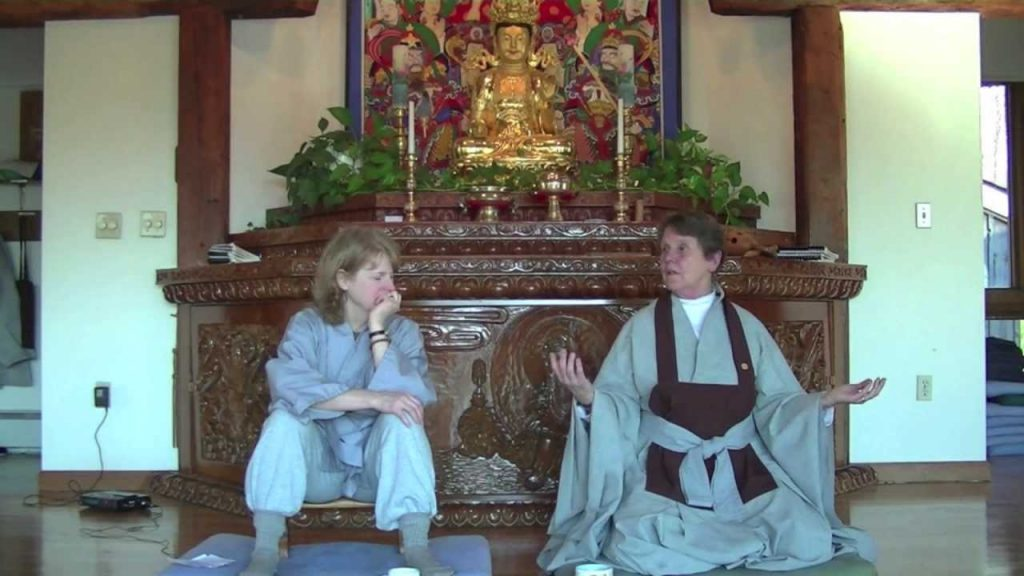 Entrevista a la Maestra Zen Soeng Hyang