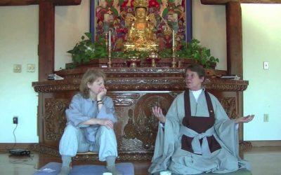 Entrevista a Soeng Hyang, la gran Maestra Zen de nuestros tiempos