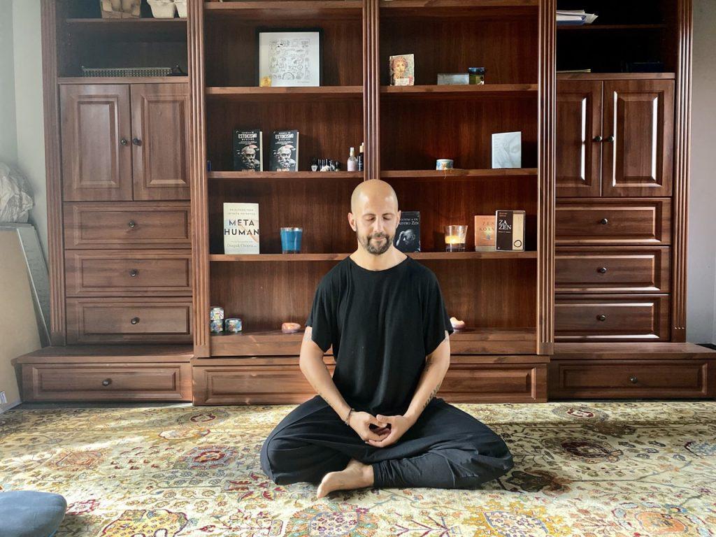 cómo utilizar la meditación zen para una mejor vida - retiro zen kyol che