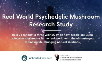 La psilocibina disminuye la depresión y la ansiedad y aumenta la calidad de vida (estudio)
