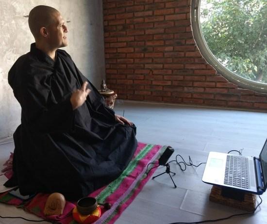 entrevista a chocobuda sobre la sabiduría del zen