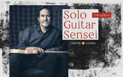 Entrevista a Tim Lerch, compositor ganador de un premio Emmy, guitarrista de Jazz y Blues y profesor Zen