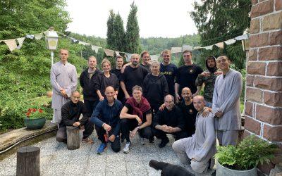 Qué he aprendido en mi segunda visita al Templo Shaolin Europa (programa Monastery On-Time)