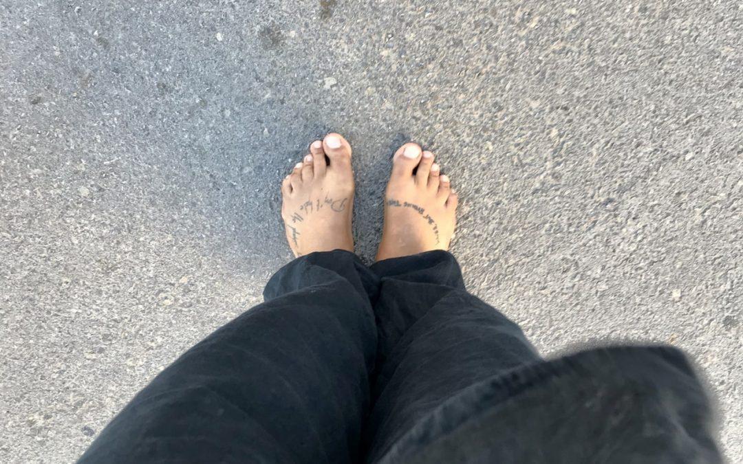 Qué ha sucedido al andar descalzo durante 31 días – Experimento (informe final)
