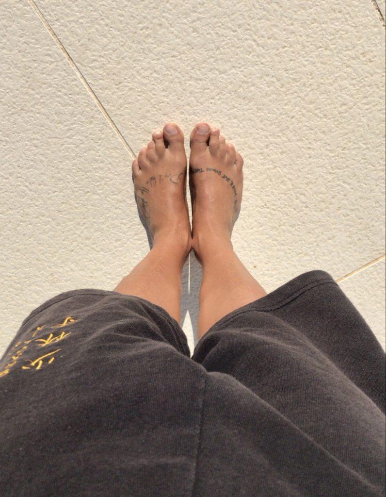 cómo vivir descalzo y sin problemas en el pie